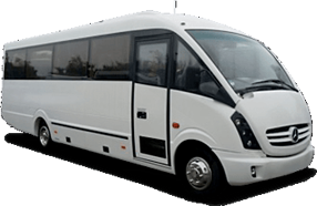 24 Seats Minibus Hire at GB Coach Hire